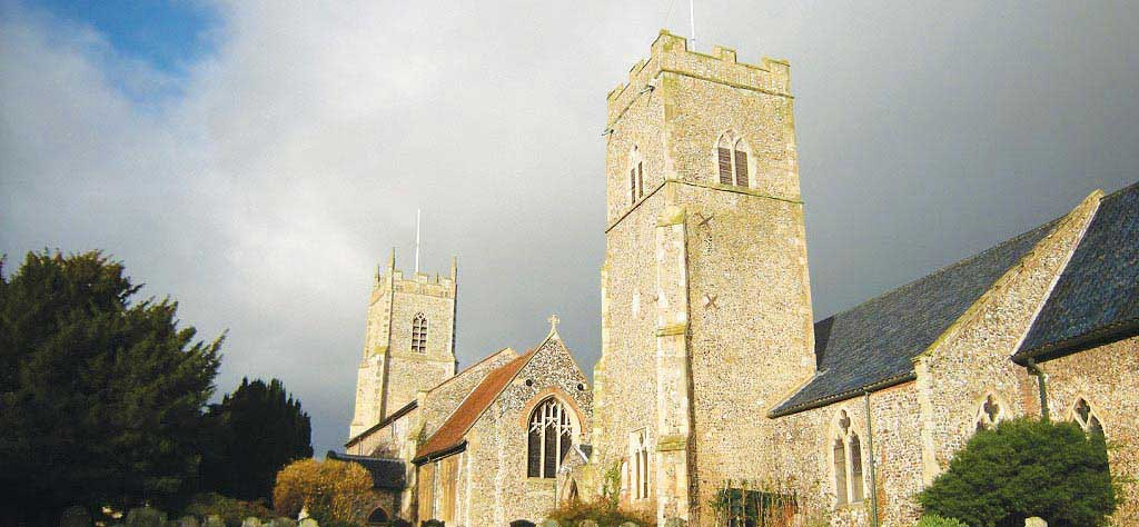 St. Mary's and St. Michael's, Reepham