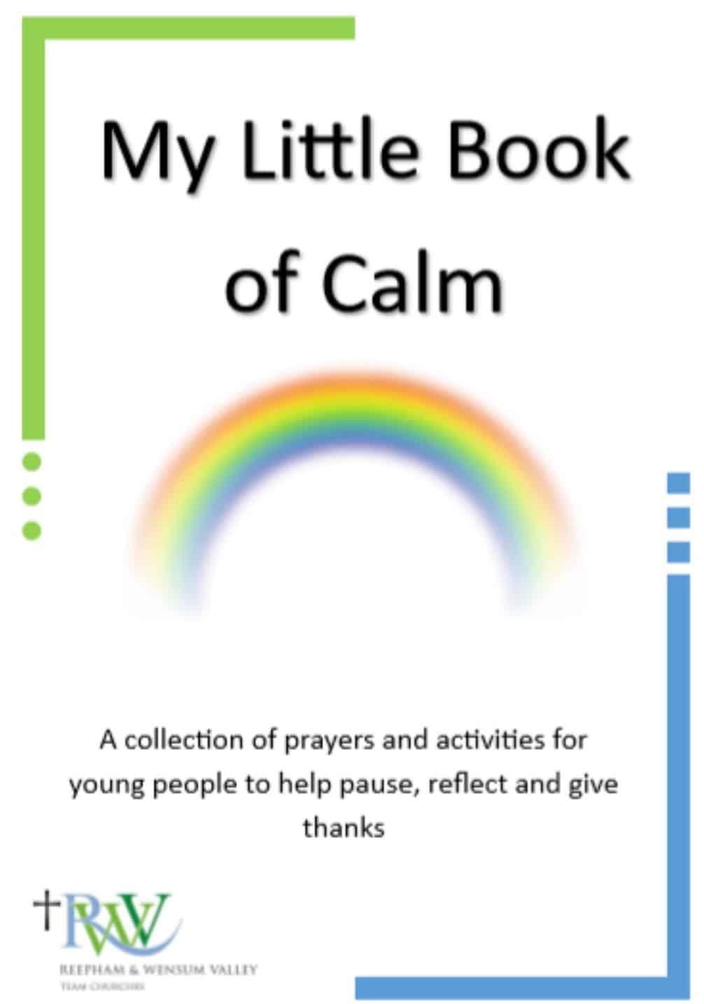 My Little Book Of Calm