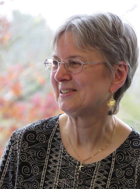 Meet Our New Honorary Associate Priest, Judith!