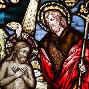 Baptism Of Christ  – Sunday 10th January 2021