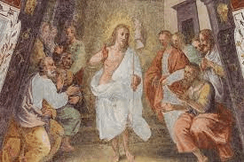 Holy Communion For Third Sunday In Easter – Sunday 18th April 2021