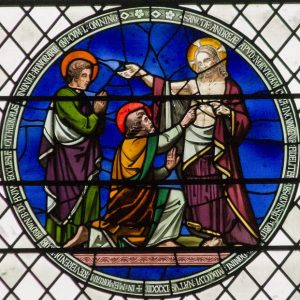 Holy Communion For The Second Sunday Of Easter – Sunday 11th April 2021