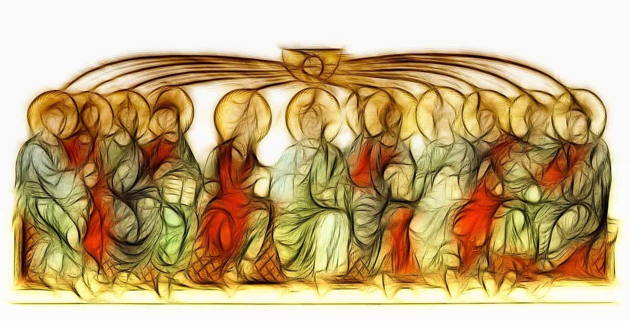 Collective Worship For Pentecost