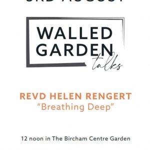 Bircham Centre Walled Garden Talks
